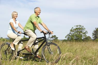 Freizeitaktivitäten | Tandem-Fahrrad