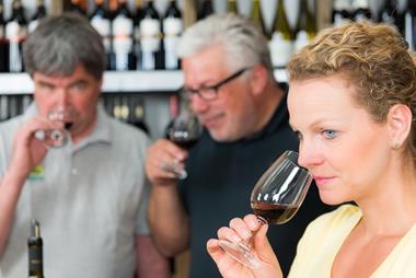 An Weinprobe teilnehmen