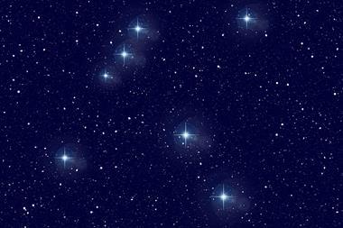 Sternbilder suchen