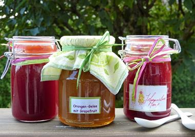 Marmelade einkochen