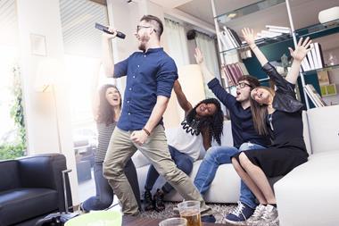 Freizeitaktivitäten | Karaoke-Party